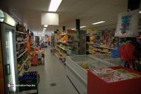 Supermarché Camping Pays-Bas